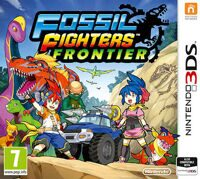 Игра Fossil Fighters Frontier (3DS)