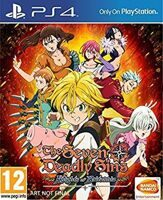 Игра Seven Deadly Sins: Knights of Britannia (PS4)
