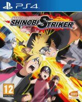 Игра Naruto to Boruto: Shinobi Striker (PS4, русская версия)