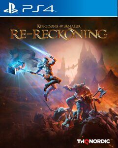 Игра Kingdoms of Amalur Re-Reckoning (PS4, русская версия)
