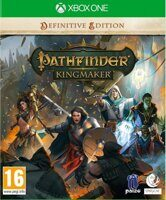 Игра Pathfinder Kingmaker Definitive Edition (XBOX One, русская версия)
