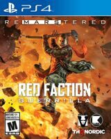 Игра Red Faction Guerrilla Re-Mars-tered (PS4, русская версия)