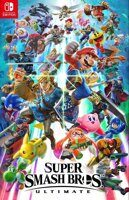 Игра Super Smash Bros. Ultimate (Nintendo Switch, русская версия)
