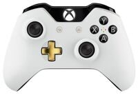 Геймпад Microsoft Xbox One Wireless Controller (Lunar White) (XBOX One)