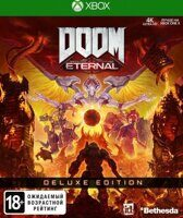 Игра Doom Eternal Deluxe Edition (XBOX One, русская версия)