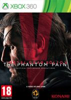 Игра Metal Gear Solid V: The Phantom Pain (XBOX 360, русская версия)
