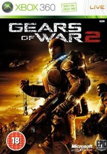 Игра Gears of War 2 (XBOX 360, русская версия)