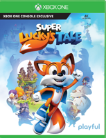Игра Super Lucky's Tale (XBOX One, русская версия)