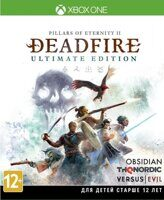 Игра Pillars of Eternity II: Deadfire Ultimate Edition (XBOX One, русская версия)