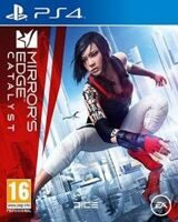 Игра Mirrors Edge Catalyst (PS4, русская версия)