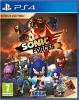 Игра Sonic Forces (PS4, русская версия)