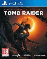 Игра Shadow of the Tomb Raider (PS4, русская версия)