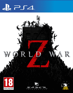 Игра World War Z (PS4, русская версия)