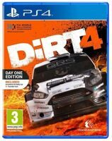 Игра Dirt 4 Day 1 Edition (PS4)