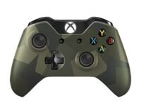 Геймпад Microsoft Xbox One Wireless Controller (камуфляж) (XBOX One)