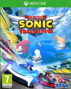 Игра Team Sonic Racing (XBOX One)