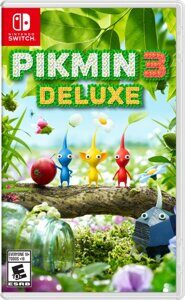 Игра Pikmin 3 Deluxe (Nintendo Switch)
