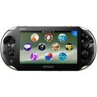 Sony PS Vita 2000 (Slim) Wi-Fi (Черный/Хаки)