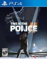 Игра This Is the Police 2 (PS4, русская версия)