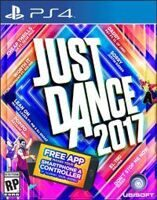 Игра Just Dance 2017 (PS4)