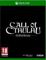 Игра Call of Cthulhu (XBOX One, русская версия)