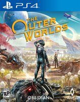 Игра The Outer Worlds (PS4, русская версия)