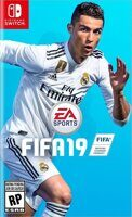 Игра FIFA 19 (Nintendo Switch, русская версия)