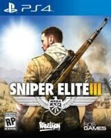 Игра Sniper Elite 3 Ultimate Edition (PS4)
