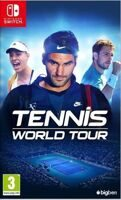 Игра Tennis World Tour (Nintendo Switch, русская версия)