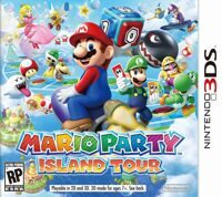Игра Mario Party: Island Tour (3DS)