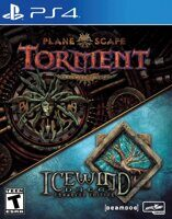 Игра Planescape: Torment & Icewind Dale Enhanced Edition (PS4, русская версия)