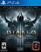 Игра Diablo III: Reaper of Souls Ultimate Evil Edition (PS4, русская версия)
