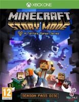 Игра Minecraft: Story Mode (XBOX One, русская версия)