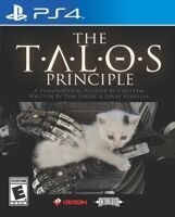 Игра The Talos Principle Deluxe Edition (PS4)