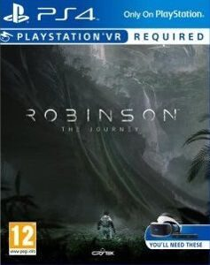 Игра Robinson: The Journey (только для PS VR) (PS4)