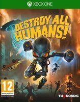 Игра Destroy All Humans! (XBOX One, русская версия)