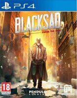 Игра Blacksad: Under The Skin Limited Edition (PS4, русская версия)