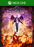 Игра Saints row IV: Re-Elected (XBOX One)