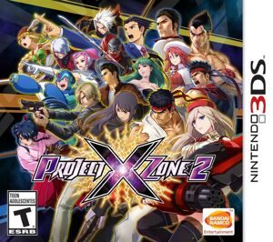 Игра Project X Zone 2 (3DS)