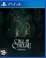 Игра Call of Cthulhu (PS4, русская версия)