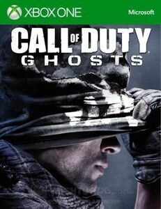 Игра Call of Duty: Ghosts (Xbox One, русская версия)
