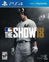 Игра MLB The Show 18 (PS4)