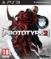 Игра Prototype 2 (PS3)