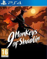 Игра 9 Monkeys of Shaolin (PS4, русская версия)