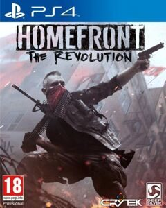 Игра Homefront: The Revolution (PS4, русская версия)