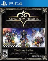 Игра Kingdom Hearts - The Story So Far (PS4)