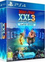 Игра Asterix & Obelix XXL 3 The Crystal Menhir Limited Edition (PS4, русская версия)