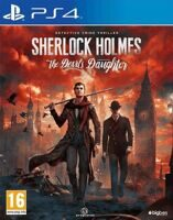 Игра Sherlock Holmes: The Devil's Daughter (PS4, русская версия)