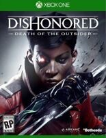 Игра Dishonored: Death of the Outsider (XBOX One, русская версия)