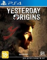 Игра Yesterday Origins (PS4, русская версия)